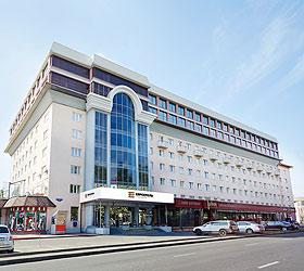 Гостиница ЕвроОтель Ставрополь