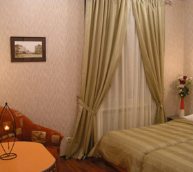 Гостиница На Аткарской