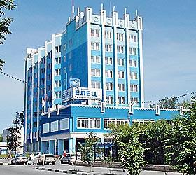 Россия, Елец город, Елец (Elets) отель Гостиница.