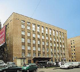 Гостиница Авиалюкс