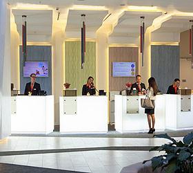 Novotel Moscow Sheremetyevo Airport
