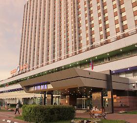 Hotel Izmailovo Gamma