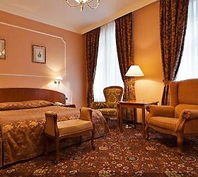 Hotel Marco Polo Presnja