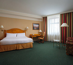 Гостиница Марриотт Грандъ