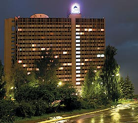 Гостиница Премьер Отель Русь