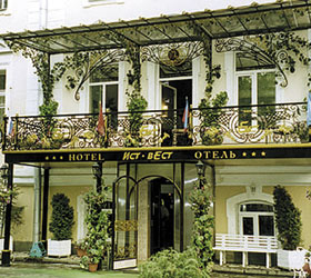 Гостиница Ист-Вест Мини-Отель