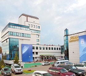 Baikal Business Center Hotel