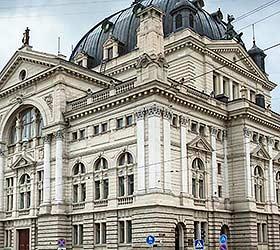 Hotel Grand Hotel Lviv