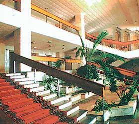Гостиница Иссык-Куль