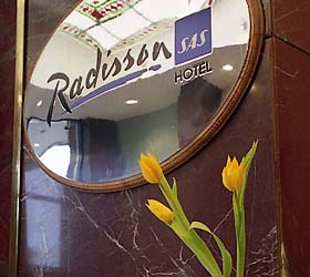 Гостиница Рэдиссон САС Плаза