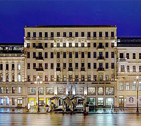 Коринтия Санкт-Петербург