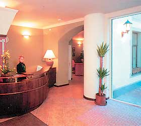 Гостиница Вецрига
