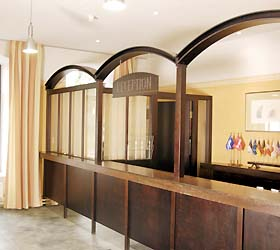Гостиница Санта-Барбара