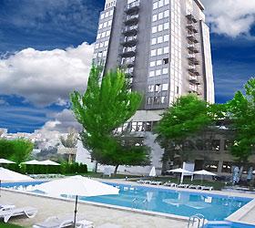 Hotel Hrazdan