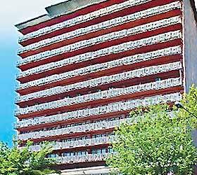Гостиница Ширак