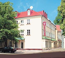 Гостиница Амбертон Коузи