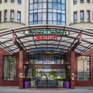 Кортъярд Марриотт Санкт-Петербург Центр Отель (б.Кортъярд Марриотт Санкт-Петербург Пушкин)
