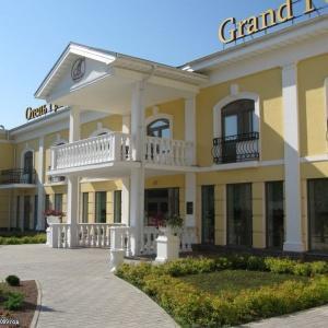 Гостиница Гранд Петергоф СПА Отель