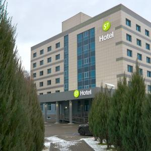 Гостиница С7 Отель (б. Рамада Москва Домодедово)