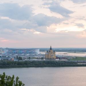 AZIMUT Hotel Nizhny Novgorod