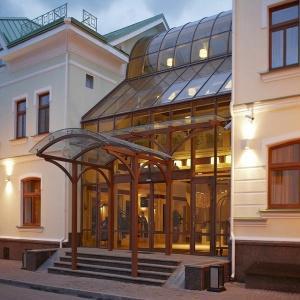 Двор Подзноева (Главный корпус)