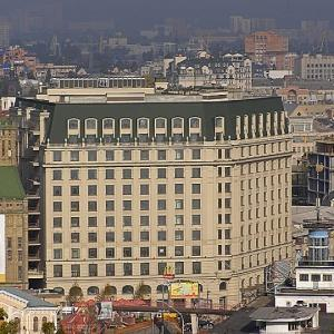 Fairmont Grand Hotel Kyiv Hotel Of Kiev
