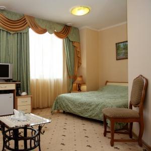 Гостиница Бережки Холл