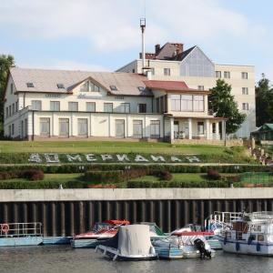 Hotel 40th Meridian Yacht-Club