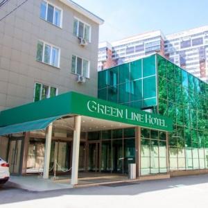 Гостиница Грин Лайн Самара