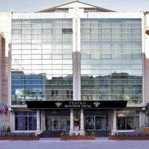Гостиница Театро Бутик Отель