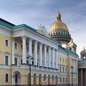 Гостиница Фор Сизонс Отель Лайен Палас Санкт-Петербург