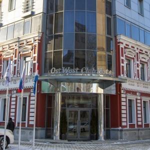 Гостиница Ост Вест Клуб