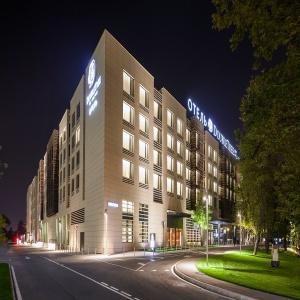 Гостиница Даблтри бай Хилтон Отель Москва - Марина