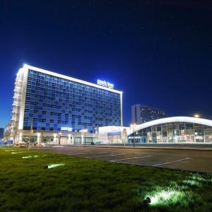 Гостиница Парк Инн от Рэдиссон Новокузнецк