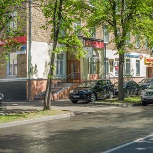 Гостиница Первомайская на Нижней Первомайской