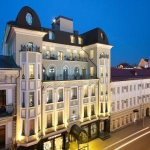 Гостиница Даблтри от Хилтон Казань Сити Центр