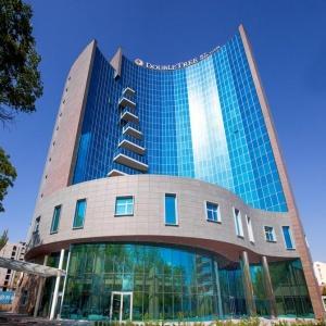 DoubleTree by Hilton Yerevan City Centre
