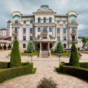 Гостиница Понтос Плаза
