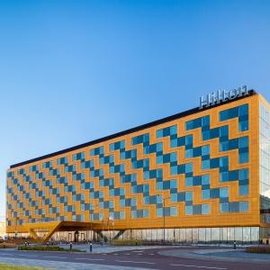 Гостиница Хилтон Санкт-Петербург ЭкспоФорум