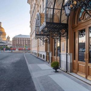Гостиница Лотте Отель Санкт-Петербург