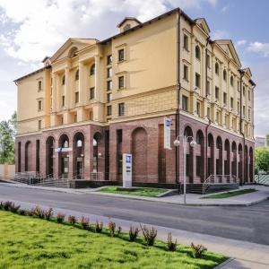 Гостиница Ибис Баджет Москва Панфиловская