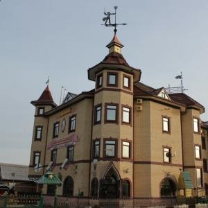 Гостиница Петровский Дворик