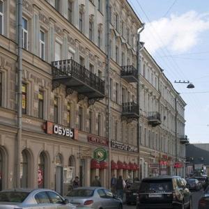 Гостиница Соло на Большой Московской