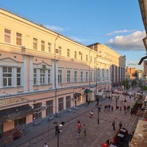 Гостиница Лубянка Румс (б. Кузнецкий)