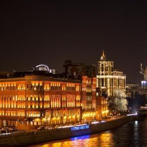 Гостиница Москоу Поинт - Красный Октябрь