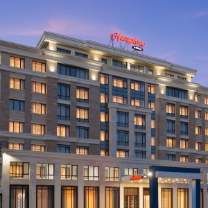 Hotel Hampton by Hilton Astana Triumphal Arch