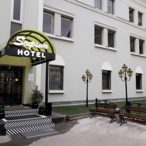 Гостиница Софит Арт Отель