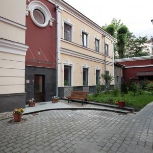 Гостиница Петровский Двор