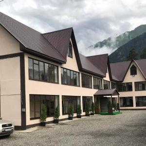 Гостиница Корона Архыз (б. Роял Архыз)