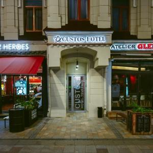 Гостиница Кустос Цветной Бульвар Отель